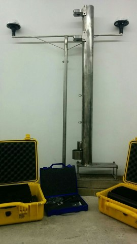 Picture of Dredge Master Multibeam hardware